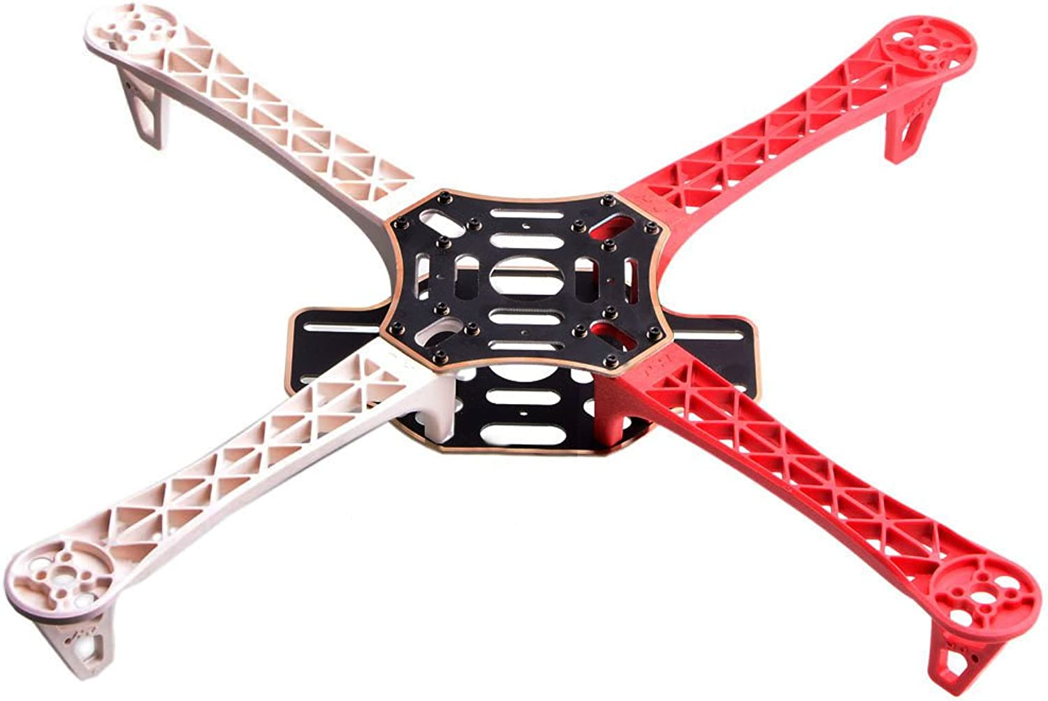 Jrelecs 4-Axis HJ450 Frame Airframe FlameWheel Strong Smooth KK MK MWC Quadcopter