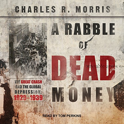 A Rabble of Dead Money audiobook cover art