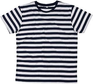 24618e3731 Amazon.es: camiseta rayas negras y blancas - Hombre: Ropa