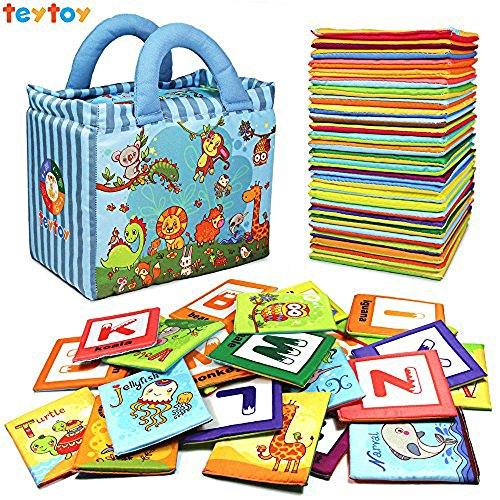 teytoy Baby Toy Zoo Series 26pcs Soft...