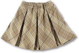 [ブランシェス] チェック スカート キッズ