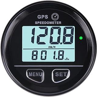 60 mm gps geschwindigkeitsmesser wasserdicht mit Hochgeschwindigkeitsrückruf, für ATV, UTV, Motorrad, Auto, Kfz.