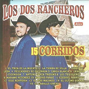 15 corridos de Los Dos Rancheros