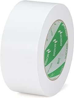 ニチバン 着色クラフトテープ 50mm×50m巻 305C5-50 白
