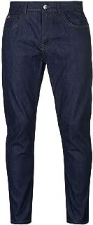 Jeans Denim Slim Leg Mens Trouser Pants