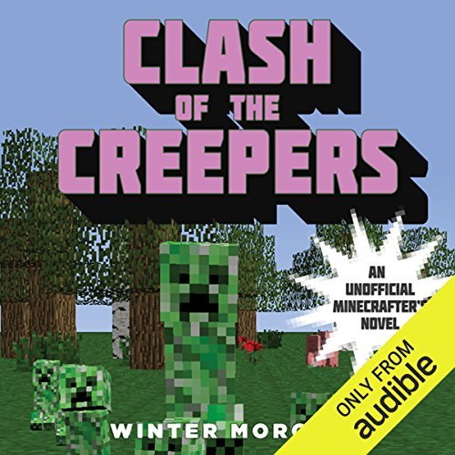 Clash of the Creepers audiobook cover art