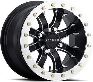 Raceline 14-19 Polaris RANRZR1000XE Mamba Beadlock Wheel (14X7 / 4X156 4+3)