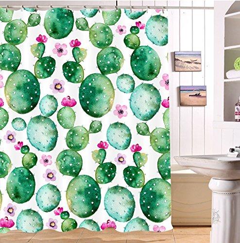 girasole resistente alla muffa Decor Shadow doccia CURTAIN180/x 180/cm Excellent-shop tenda da doccia impermeabile antiscivolo vasca da bagno in poliestere