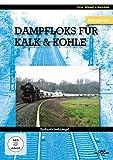 Dampfloks für Kalk & Kohle - Industriedampf, DVD