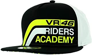 Cap Flat Peak VR46 Riders Academy Official Collection Located in USA