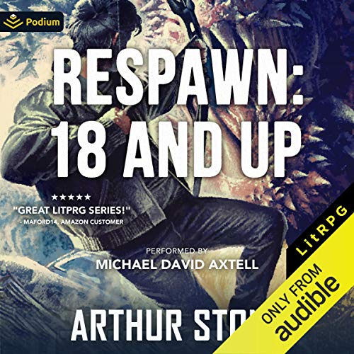 Respawn: 18 and Up  By  cover art