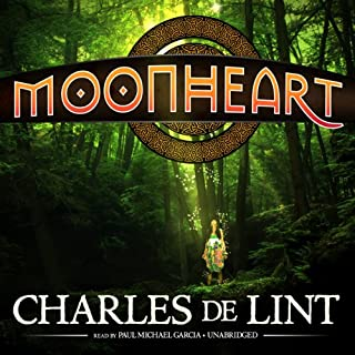 Moonheart audiobook cover art