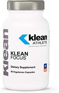 Sponsored Ad - Klean Athlete - Klean Focus - Nutrients and Antioxidants to Support Cognitive Health and Cellular Function ...