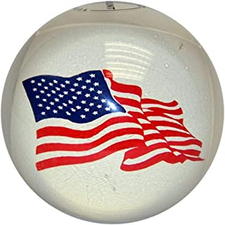 Bowlerstore Products USA Flag Candlepin Bowling Ball