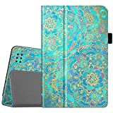 Fintie Folio Case for Kindle Fire 1st Generation -Slim Fit Stand Leather Cover for Amazon Kindle Fire 7' Tablet(Will only fit Original Kindle Fire 1st Gen-2011 Release, no Rear Camera),Shades of Blue