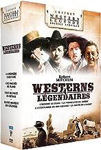 Robert Mitchum: 4 Westerns Légendaires: L'homme Au Fusil + La Vengeance Du Shérif + La Route De L'ouest + L'aventurier Du ...