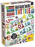 Liscianigiochi- Montessori Alfabeto Tattile, 72446