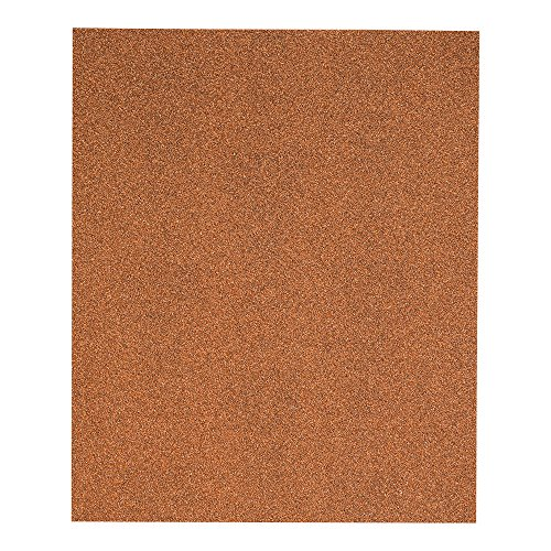 "Mercer Industries 205080A Grit 80 A-Weight 9"" x 11"" Garnet"