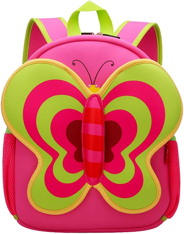 Kinder 3D Rucksack - Waterprool Cute Cartoon Tasche - Reise Schulter Rucksack Für 1-5 Jahre Alte Kinder B07FL5RYT4 | Exquisite (mittlere) Verarbeitung