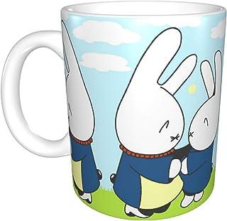 ミッフィー Miffy マグカップ パターン コーヒーカップ お茶カップ ビッグマグ 330cc 陶器 おしゃれコップ おもしろ かわいい 景品 マグ 贈答品 男性 女性 贈り物 人気ギフト