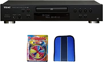 Teac Compact Disc Player with USB and iPod Digital Interface (CD-P650-B)..