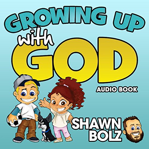 Growing up with God cover art