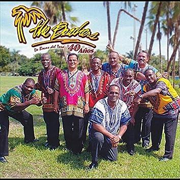The Beachers De Bocas Del Toro, 40 Aniversario