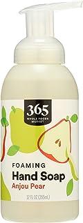 365 by Whole Foods Market, Foaming Hand Soap, Anjou Pear, 12 Fl Oz