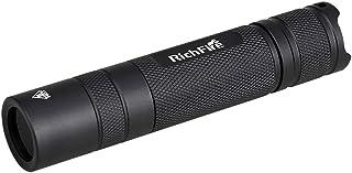 2020最新のUV 紫外線ライト 日亜化学365nm UV懐中電灯 黒い鏡 5W 紫外線ライト懐中電灯 18650電池使用 ワイド/フラット ビーム uvライト レジン用 ブラックライト(電池含)。