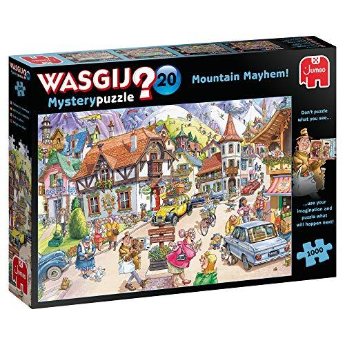 Jumbo- Puzzle, 25002