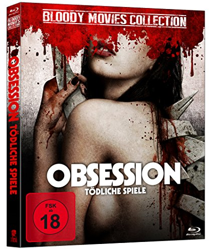 Obsession (Bloody Movies Collection, Uncut) [Blu-ray]