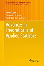 Advances in Theoretical and Applied Statistics (Studies in Theoretical and Applied Statistics)