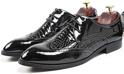 Farbe Schuhe Leder Business Low Top Schuhe Casual Herren