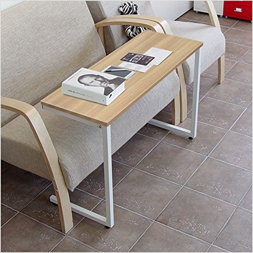 JU FU magasins Bureau d'ordinateur Table d'appoint Lit canapé Table d'appoint Table à écrire Table de Salle à Manger Chaise Longue Table Deux Couleurs |