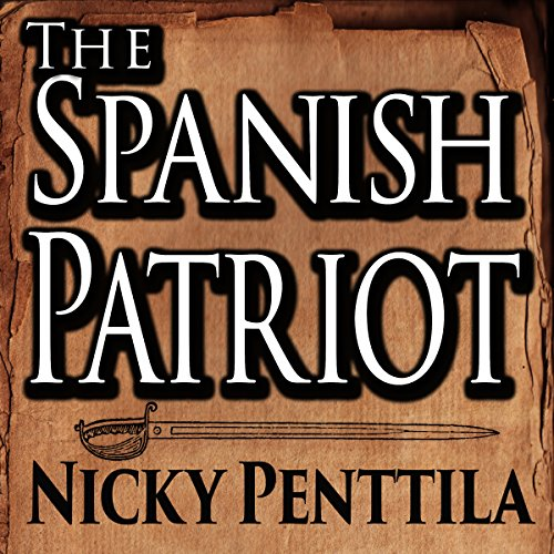 The Spanish Patriot audiobook cover art