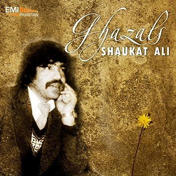 Ghazals by Shaukat Ali