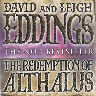 The Redemption of Althalus cover art