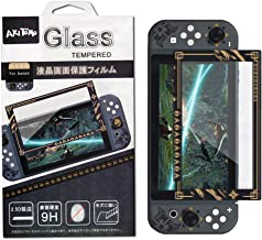 AIORVP Screen Protector with Monster Hunter Rise for Nintendo Switch 2021