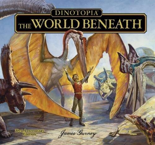 Dinotopia: The World Beneath: 20th Anniversary Edition