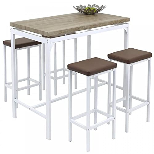 Breakfast Bar Tables And Stools: Kitchen Breakfast Bar: Amazon.co.uk