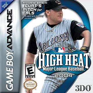 High Heat: Major League Baseball 2004