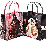 Disney Star Wars Regla La Galaxia Auténtica Licencia 12 Favor de fiesta Reutilizable Goodie Bolsas de Regalo Medianas 8 pulgadas