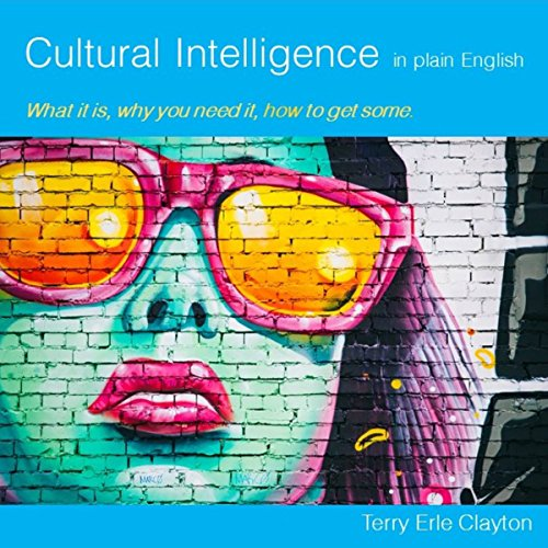 Cultural Intelligence in Plain English audiobook cover art