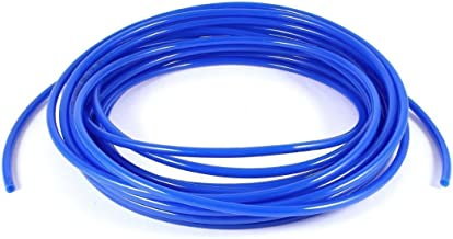 Malida Size 1/4 Inch, 30 Meters 100 feet Length Tubing Hose Pipe for RO Water Filter System (blue)