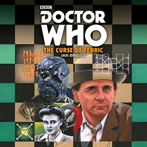 『Doctor Who: The Curse of Fenric』のカバーアート