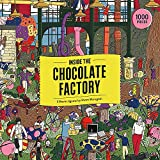 Inside The Chocolate Factory: A Movie Jigsaw Puzzle