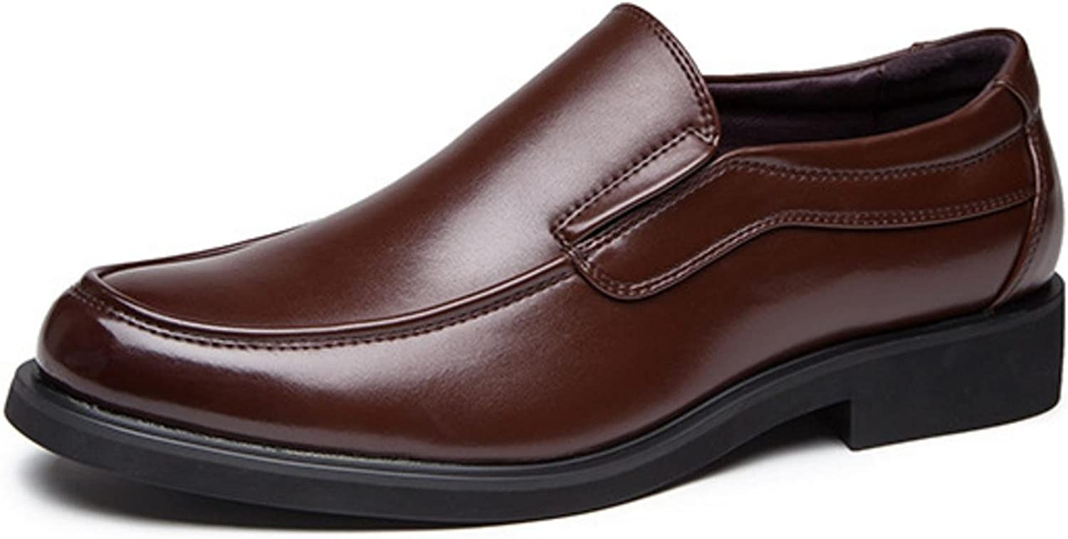 XWZG Mnner Business Casual Schuhe Business Anzüge Schuhe Business Büro Schuhe Groe Gre 45.46.47