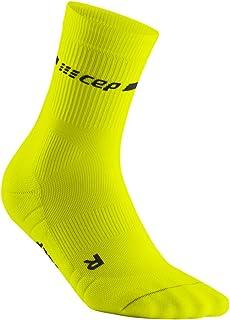 CEP Men's Neon Mid-Cut Socks