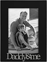 me and my daddy portrait photo frame