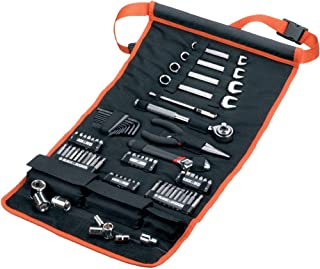 Black & Decker A7063 Automotive Tool Set - 76 Pieces With Soft Roll Bag